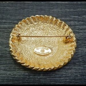 CHANEL Jewelry - Chanel Horse gold plated pin brooch